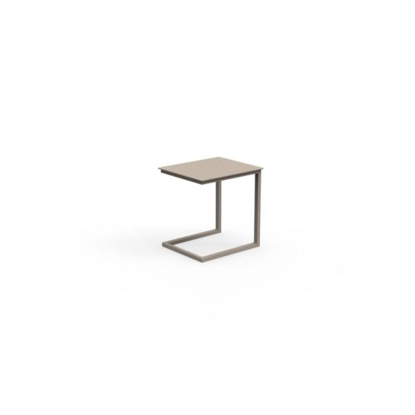 Side Table Opruiming.Luxury Buenos Coffee Table With Spray Stone Glass Top By Cloud Nine